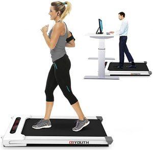 under desk treadmill running machine