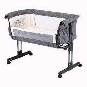 Mika Micky bassinet Bedside Sleeper Bedside Crib Easy Folding Portable Crib