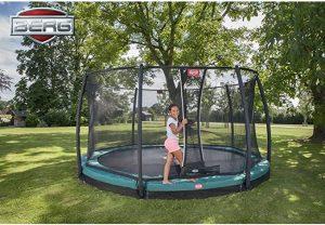 10 Best Trampolines For Kids in ground trampoline