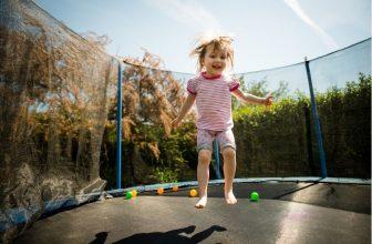10 Best Trampolines For Kids