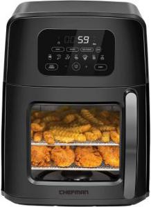 Chefman Auto-Stir Air Fryer Convection Oven