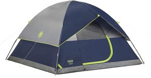Coleman Sundome Tent for Two Person