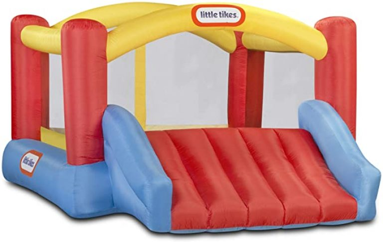 Little Tikes Bounce House Inflatable Jump 'n Slide Bouncer