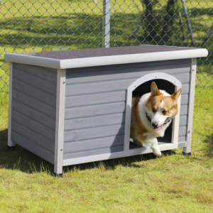 Petsfit Wooden Dog Houses